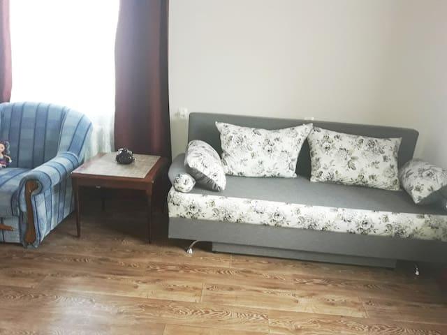 Квартира со свежим ремонтом в самом сердце Одессы
