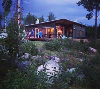 Cozy comfy house in Hälsingland
