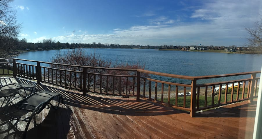 Oxford Lake Home with Stunning View