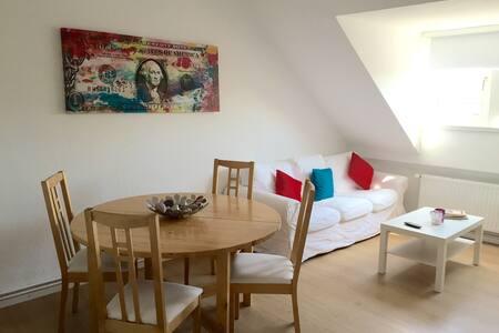 Hildesheim Zentrum, Messe Hannover - Hildesheim - Apartment