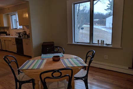 Modern Space set in Country Side - Blairstown - Hus