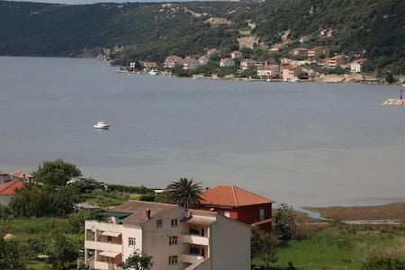 One bedroom apartment with balcony and sea view Supetarska Draga - Donja, Rab (A-5060-c) - Supetarska Draga