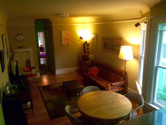 Sunny Apartment, Heart of Mission - San Francisco - Apartemen
