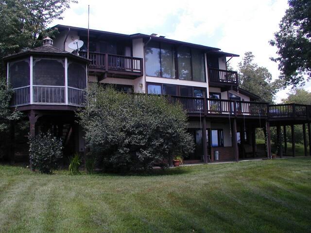 Almost Heaven - Slanesville - Ház