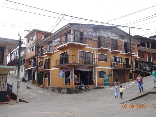 Hostal Los Balcones - La Cumbre - Bed & Breakfast