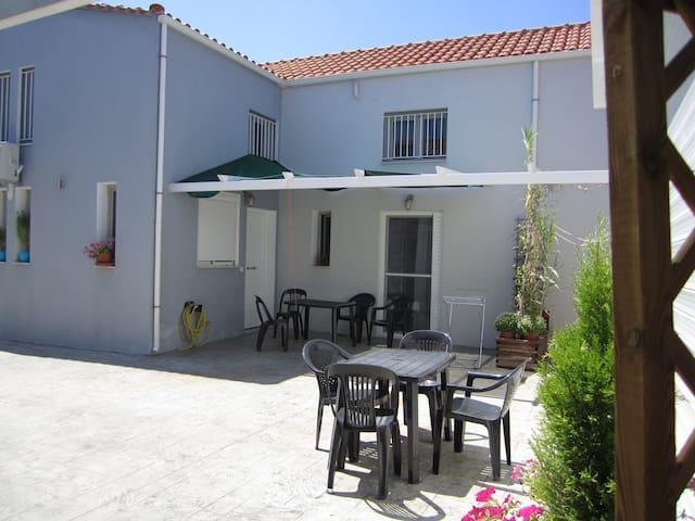 Ammoudia Residence: House 1 - Αμμουδιά - Ev