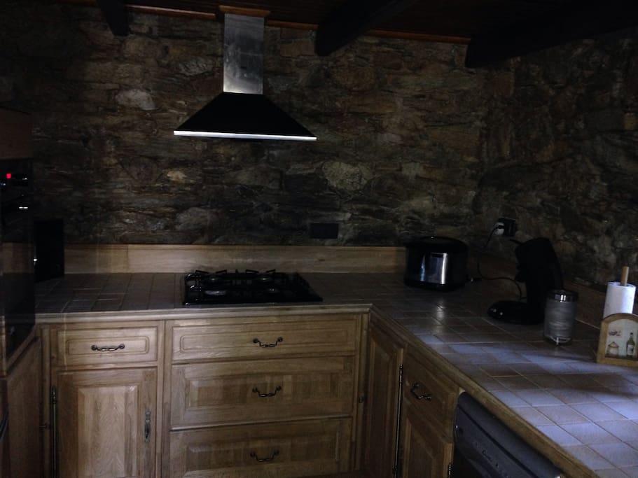vieille maison en pierre houses for rent in volpajola. Black Bedroom Furniture Sets. Home Design Ideas