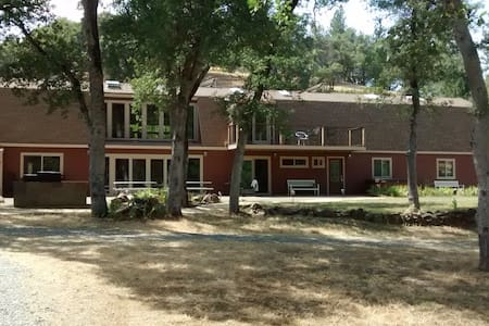 Complete suite in Amador wine country barn - Fiddletown - 一軒家