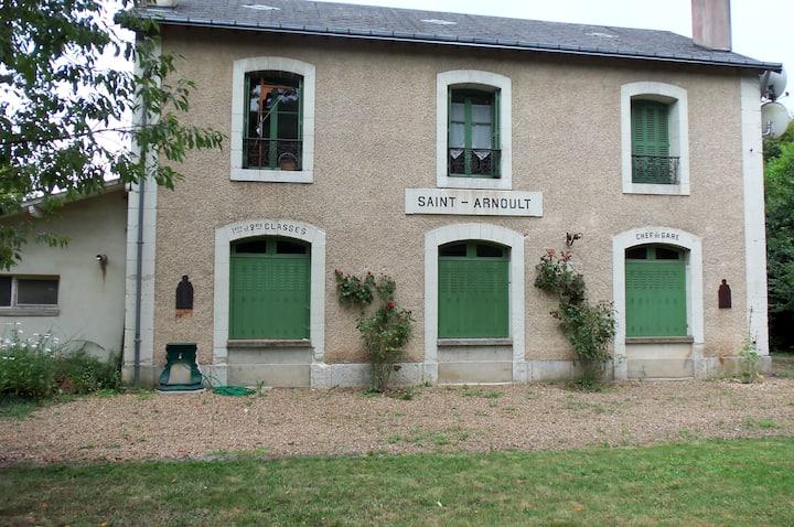 Ancienne Gare du village