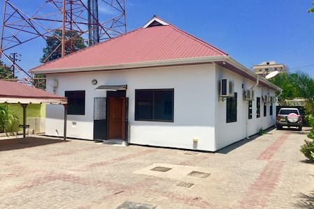 Jahazi - Large Private Room A - Dar es Salaam - Casa