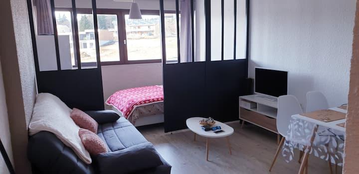 Charmant Studio - Pied des pistes de Lamoura