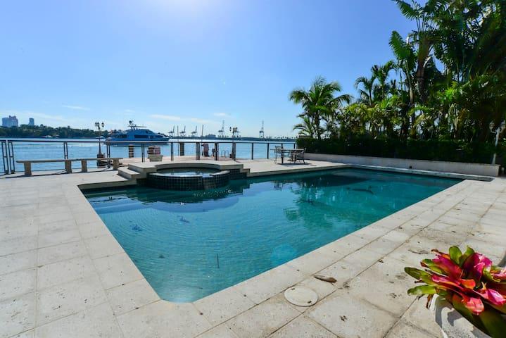 6BR Villa Akasaka - Miami Beach - Villa