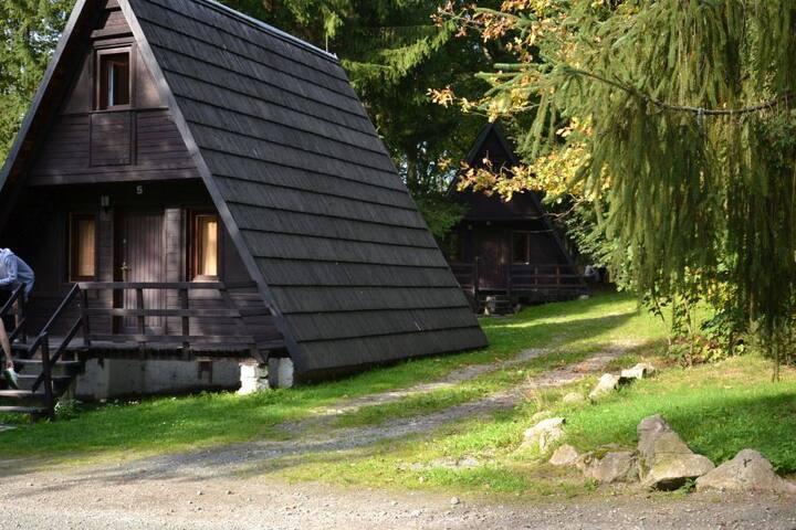 domki w górach,  aktywny wypoczynek, cisza ,spokój