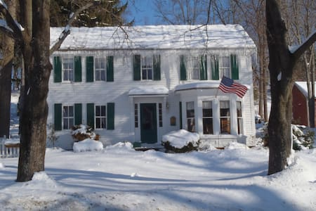 Comfortable spacious colonial home - West Newbury - Casa