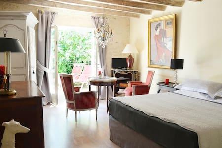 Chambre de charme près de Beauval et Valencay - Selles-sur-Cher - Bed & Breakfast
