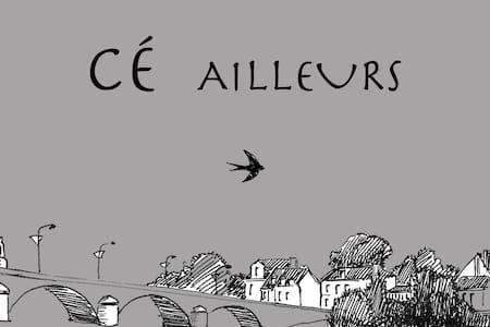 Chambre et salon en bord de Loire - Les Ponts-de-Cé - Talo