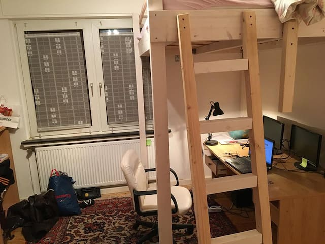 Gemütliches WG-Zimmer in Witten - Witten - Apartamento