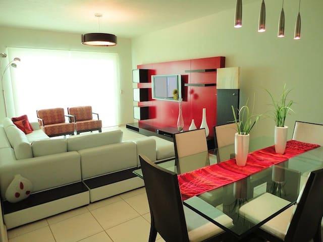 AMAZING NVO VALLARTA BEACHFRONT APT - San Juan de Abajo - Apartment