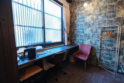 【京都西陣】Expo Hostel 陣 -Jin- Private room