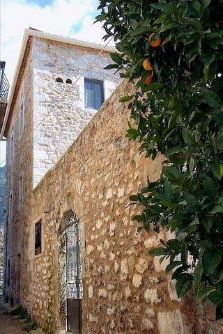 Grigoreas Tower House, Exochori, Mani - Exochori - Talo