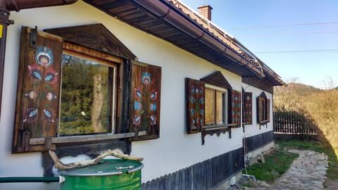 Zagroda Stolarza w Jeleśni