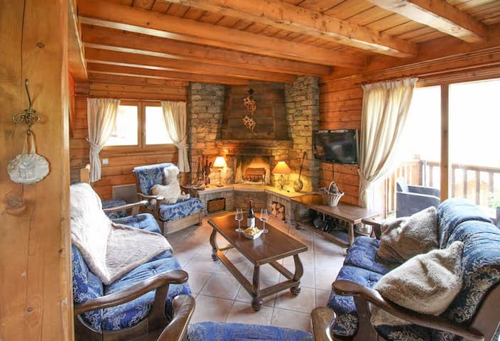 Chalet Nido dell'Aquila: Sainte Foy resort