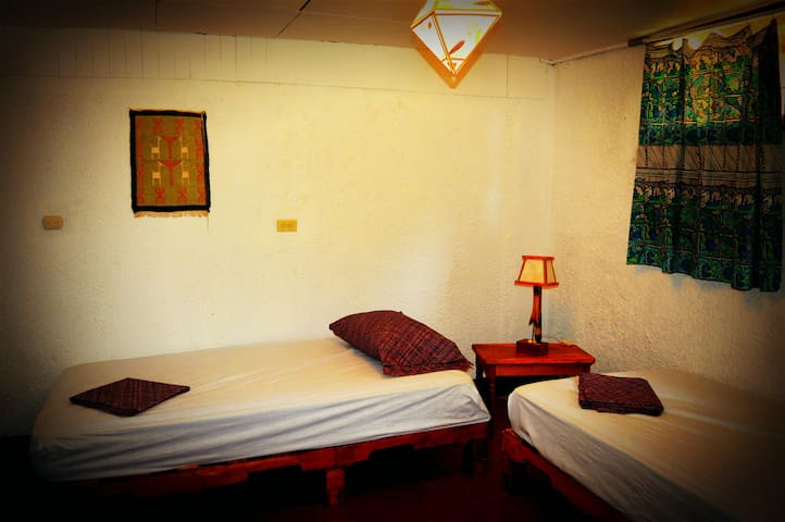 Caracolito (twin/double room)