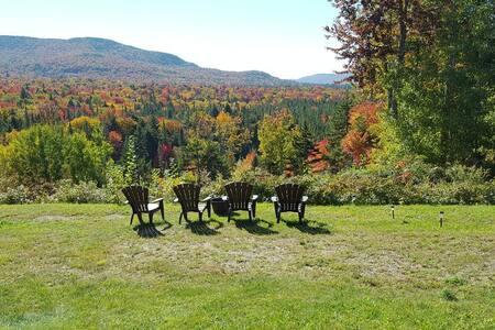 Adirondack Burnt Mountain Lodge - Main House Suite