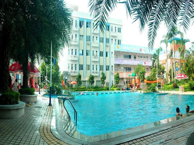 园林式豪华房子超低月租仅900元起, 彰显你的身份和地位 - Guangdong Sheng - Dom