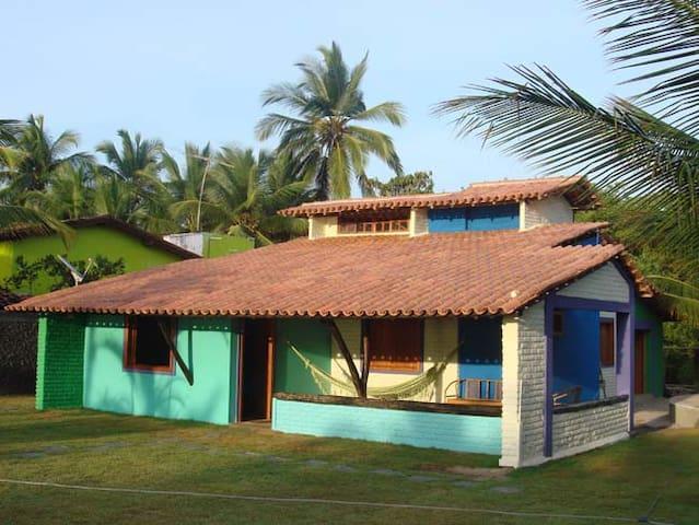 Casa du mar, Ilhéus Itacaré - Mamoã - Haus