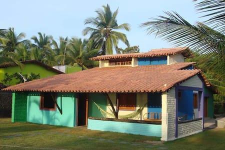 Casa du mar, Ilhéus Itacaré - Mamoã - Casa
