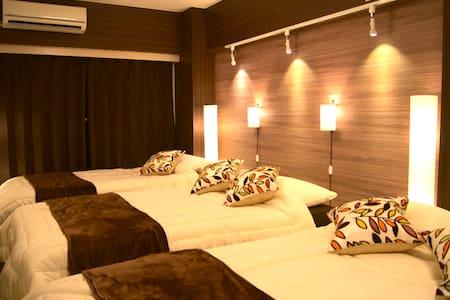 新宿駅まで一本道!渋谷区にもアクセス良好☆ホテルのような綺麗なお部屋♪(utk1) - Shinjuku-ku
