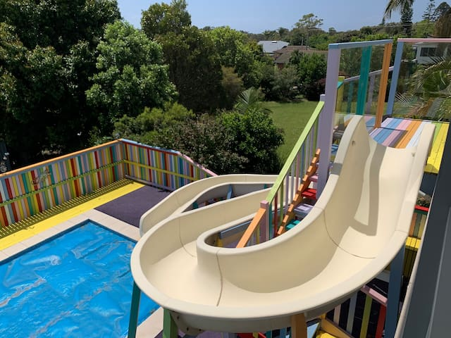 Funky Family Fun House in Sawtell