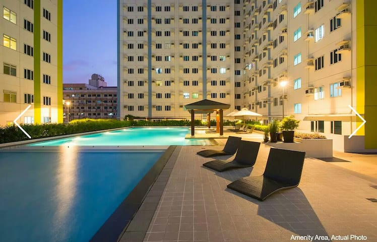Affordable Smdc mplace condominium -   Panay ave south triangle  - Daire