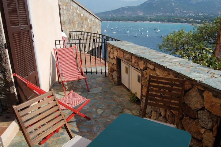Studio in the citadelle of Calvi - Calvi - Apartment