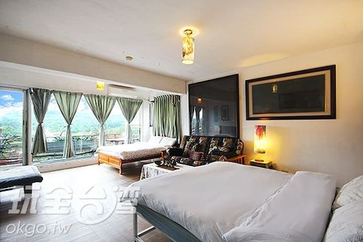 【The Museum B&B】 Quadruple Suite - Sanzhi District