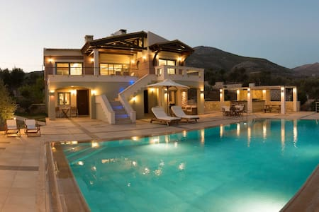 Aegean Island Villa, Breathtaking View