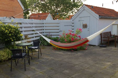 Cosy townhouse near Legoland - Huis