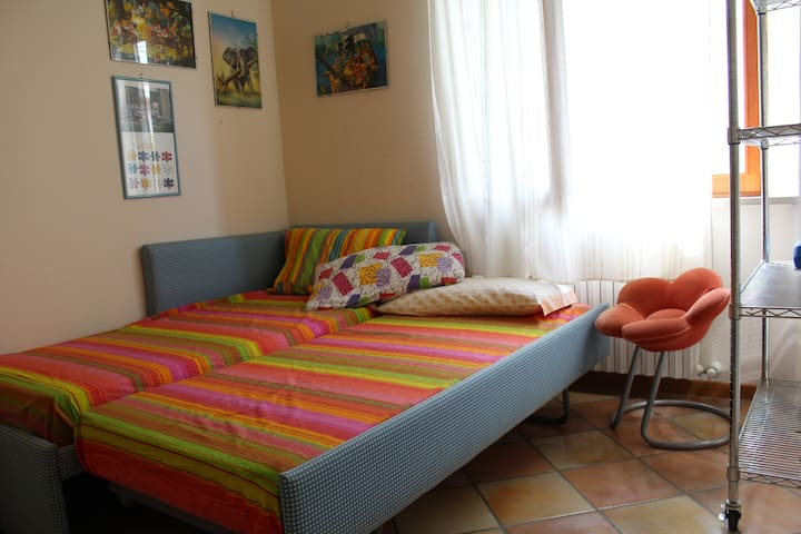 Camera privata accogliente - Corridonia - Apartament