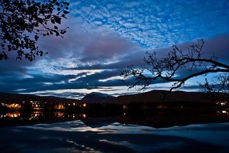 Polar nights in warm surroundings