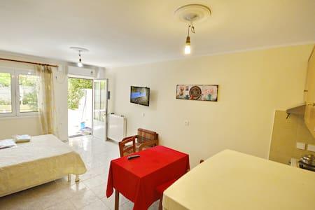 οικονομικά Δωμάτια Εύβοια - Nea Artaki - Apartment