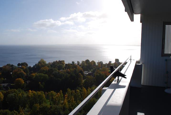 Wohnung mit Ostsee Meerblick, Schwimmbad im Haus - Sierksdorf - Kondominium