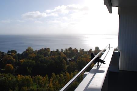 Wohnung mit Ostsee Meerblick, Schwimmbad im Haus - Sierksdorf - Ortak mülk