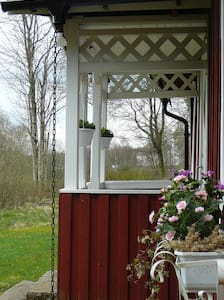 Vår Vik - genieten op z'n Zweeds - Markaryd - Blockhütte