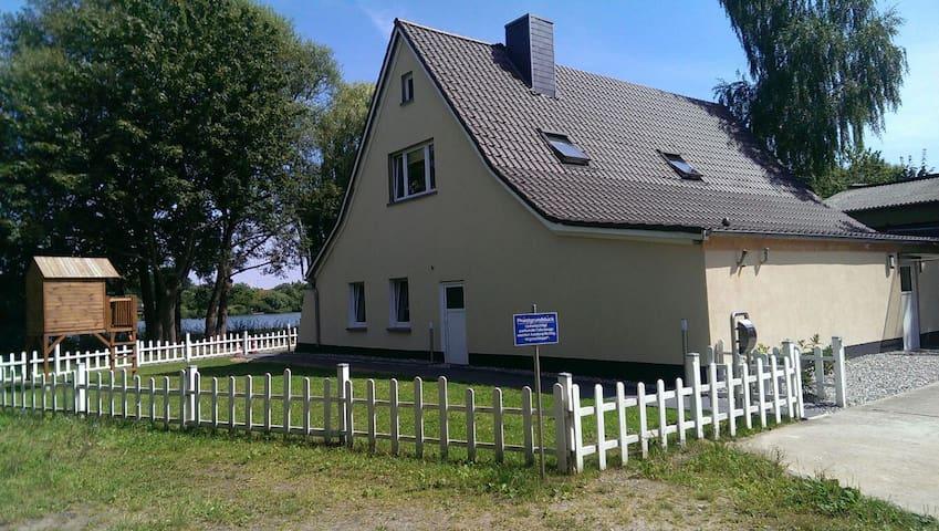 Ferienwohnung in Wismar am See - Wismar - Casa