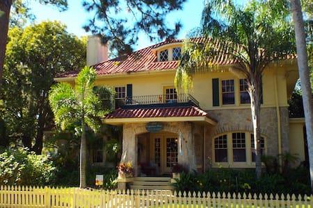Coquina Inn B&B - Daytona Beach - Bed & Breakfast