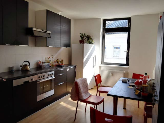 An exchange student' apartment - Offenbach am Main - Daire