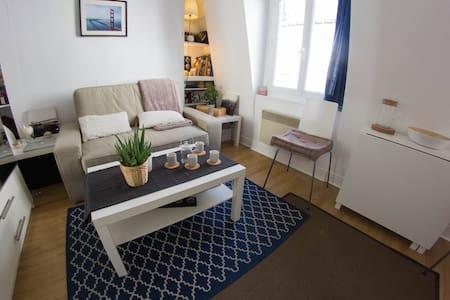 Studio cosy proche Montmartre
