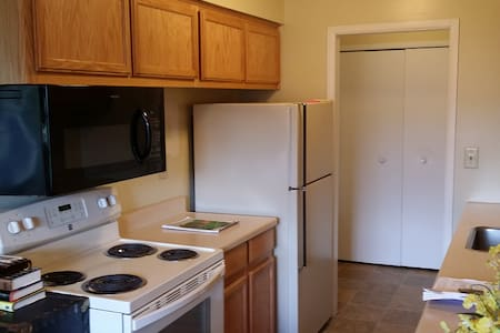 Sunny Private Bedroom & Bath near Univ of Michigan - Ann Arbor - Appartamento