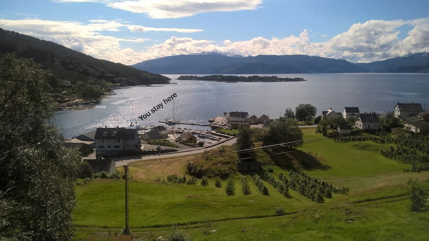 Large apartment - Herand, Hardanger